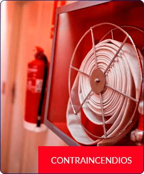 banner-columna-contraincendios Control de acceso personas/vehículos