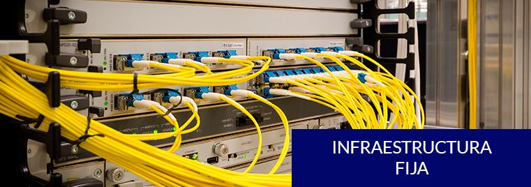 infraestructuras-fija Telecomunicaciones