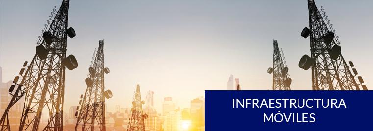 infraestructuras-moviles Telecomunicaciones